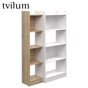 丹麥品牌 Tvilum 雙色隔間櫃 採E1板材