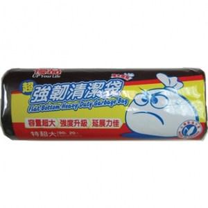 優品強韌清潔袋檜木香(特超大)(黑)90L(20入)