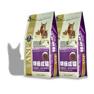 ANF 美國愛恩富 特級成貓配方 貓飼料 3kg X 2包