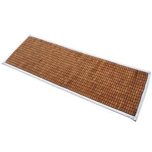 光洵炭化麻將竹坐墊 三人 50x150cm 布繩