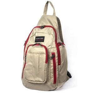 YESON - 休閒簡約單肩背包 - 五色可選MG-7216米白