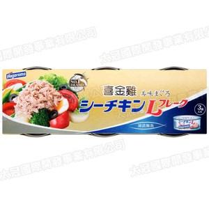 日本哈格喜金雞3罐入