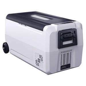 韓國LG壓縮機 T60 60L雙槽雙溫控行動冰箱