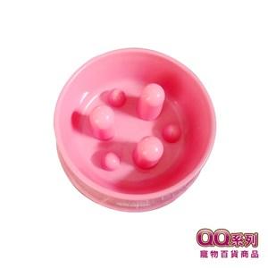 【QQ】犬用慢食碗-粉紅色 D200*2入組(L003E35-1)