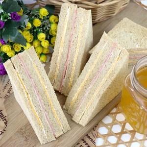 [特價]美食村營養全麥三明治12入