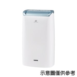 【SAMPO聲寶】12L空氣清淨除濕機AD-W724P