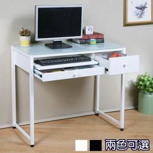 《C&B》葛蕾斯時尚加寬多用途書桌/美甲桌星空白