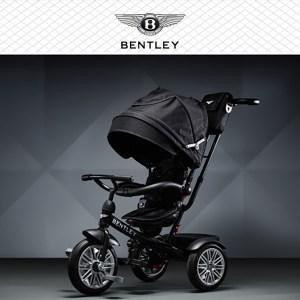 Bentley 賓利 三輪嬰幼兒手推車 黑