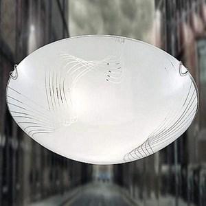 YPHOME 玻璃吸頂三燈 223254S