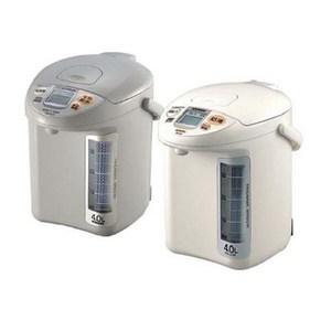 【象印ZOJIRUSH】4L微電腦電動熱水瓶(白)CD-LGF40-WG