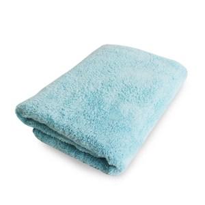 Lovel 7倍強效吸水抗菌超細纖維浴巾(粉末藍)