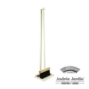 法國製Andrée Jardin 櫸木掃具組‐芥末黃