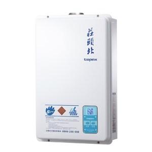 莊頭北 13公升強制排氣數位恆溫型熱水器(天然氣用)TH-7132FE(NG1/FE式)
