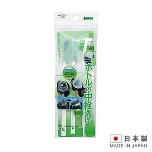 MAMEITA 日本製 保溫瓶中栓纖維清洗刷具組 KB807