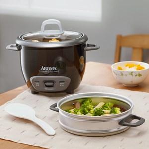 AROMA炫黑蒸煮美食料理鍋(ARC-743-1NGB)