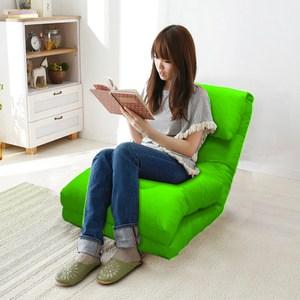KOTAS 日系多功能和室椅/沙發床-綠色