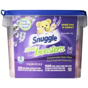 美國 Snuggle 衣物柔軟芳香球-薰衣草香(1120g)*2