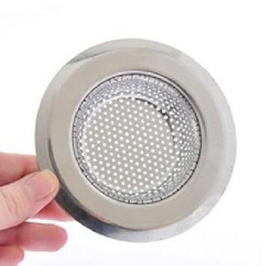 【PUSH!廚房用品】不鏽鋼流理台水槽濾網(HD1017中號一入)D35