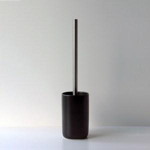HOLA 羅夫特陶瓷馬桶短刷 黑