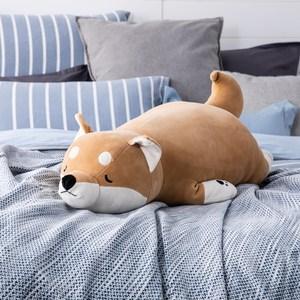 療癒系造型抱枕可愛柴犬