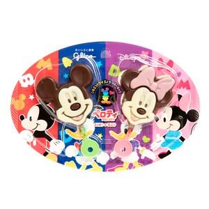 日本格力高迪士尼巧克力棒兩入組 混款