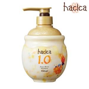 【日本hacica八和花】深層潤澤洗髮乳1.0 x2入