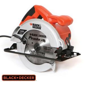 BLACK+DECKER 1500W 185mm 圓鋸機 型號CS1500