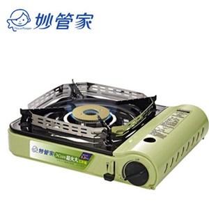【妙管家】超火大瓦斯爐 X600