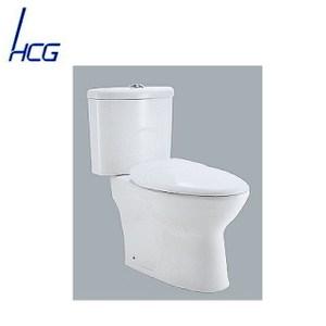 【HCG和成】兩件式兩段沖水馬桶(CS4394MU)-牙色 管距30CM