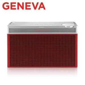 Geneva Touring / L 便攜式Hi-Fi藍牙喇叭紅色