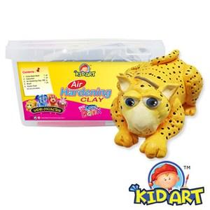 KID ART 美國創意手作黏土 原色黏土(小獵豹)