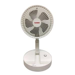 [結帳享優惠]德律風根 遙控定時充電伸縮扇LT-RF2005
