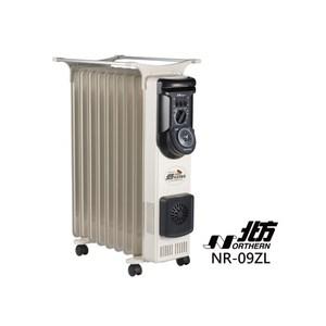 NORTHERN北方 9葉片式恆溫電暖爐 NR-09ZL (NR09ZL)