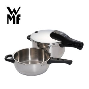 [特價]福利品【WMF】PERFECT RDS 快力鍋二件套組3.0/4.5L