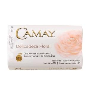 New!!美國進口CAMAY經典香皂-白色(150g)*24