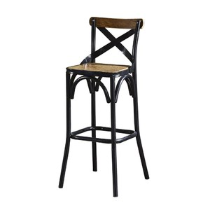 骨叉吧台椅