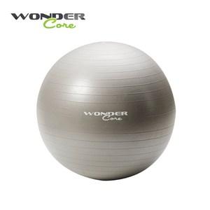 Wonder Core抗力瑜珈球 灰色/65cm