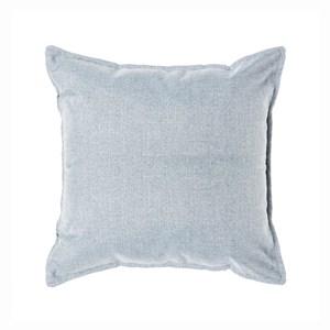 浮紋編織抱枕45x45cm悠雅藍