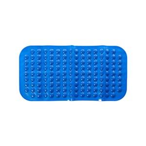 輕鬆足部按摩防滑墊J-7236藍