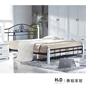 H&D 麗莎3.5尺單人鐵床架