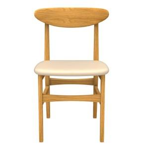 HOLA CASA 堤米實木餐椅