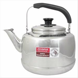 斑馬牌不銹鋼笛音茶壺7.5L大容量厚製鋼板鍋身