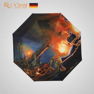 【德國kobold】迪士尼官方授權-8K晴雨兩用傘神鬼奇航系列-海盜船