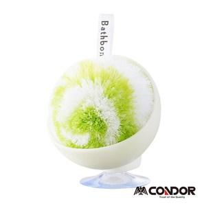 日本山崎小海豹洗手台清潔球(綠)