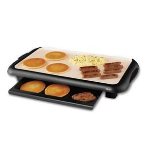 美國OSTER-BBQ陶瓷電烤盤 送酷仕客易口瓶270ml
