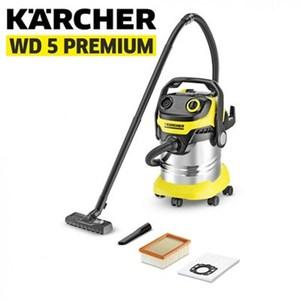 德國 KARCHER 凱馳 WD5 PREMIUM 家用型乾濕兩用吸塵器