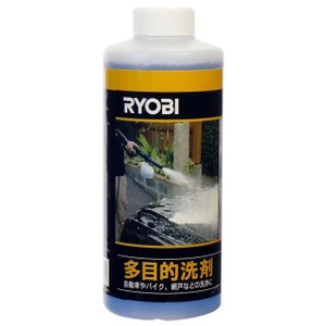 RYOBI 高壓清洗機多用途洗淨劑 (日本製) 500ml