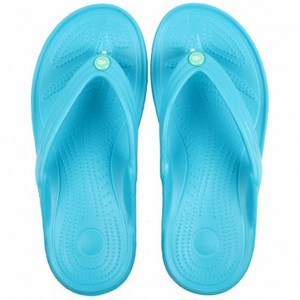 HOLA home耀眼時光夾腳拖鞋 水藍40