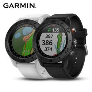 Garmin Approach S60 高爾夫球GPS手錶-紳士黑紳士黑