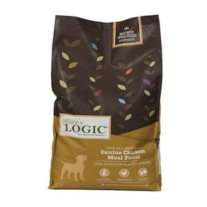 Natures Logic 自然邏輯 低敏天然糧 全犬雞肉配方 26.4磅 X 1包